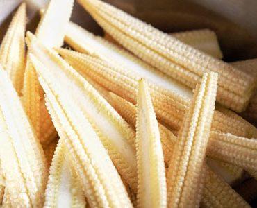 罐装玉米笋