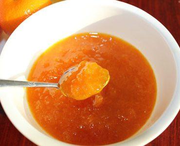 柑橘橘皮果酱