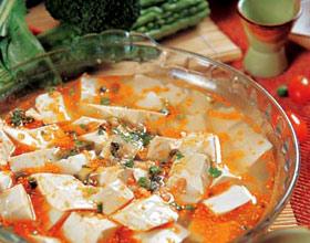 炒六味豆腐