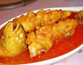 番茄松鼠鱼