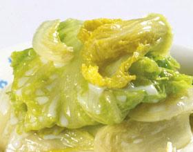 奶油烧白菜