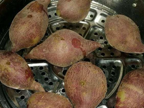 蒸红薯直接上锅蒸就错了,多加这一步,红薯更甘甜