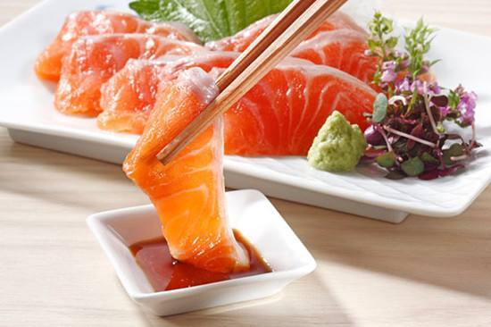 吃日式料理总是被芥末呛到,教你一招,愉快的享受芥末吧!