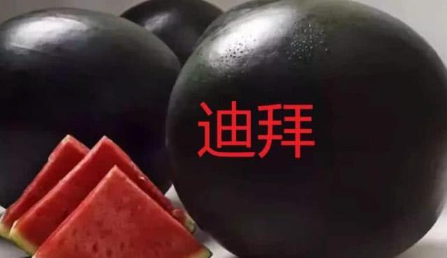 """水果""""贵族""""榴莲都排不上,日本草莓迪拜西瓜,中国拿出""""它""""?"""