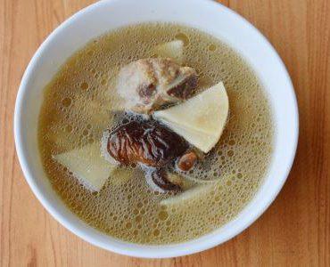 莲藕排骨汤的功效