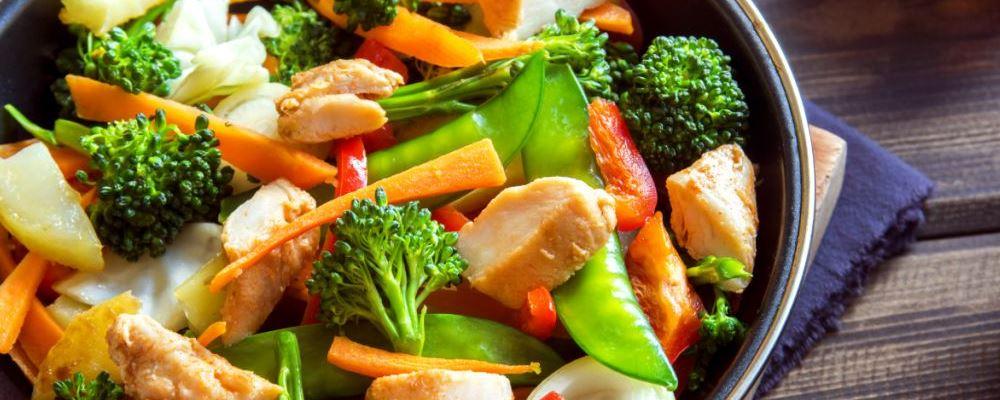 健康饮食搭配