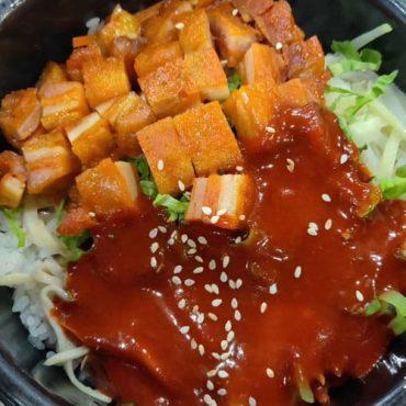 石锅拌饭的酱是什么酱