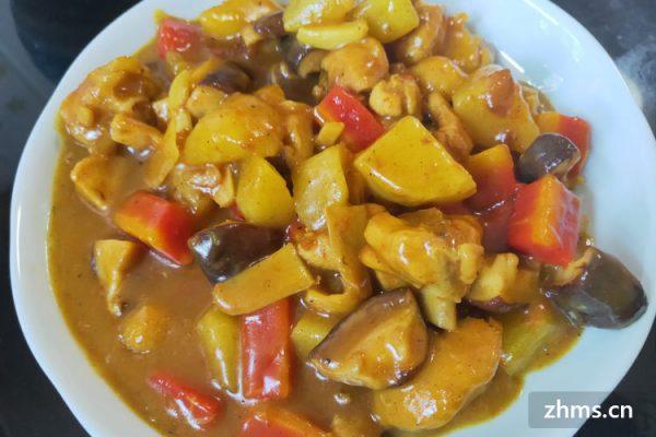 咖喱焖鸡是什么地方的菜
