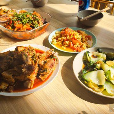 中西方饮食文化差异